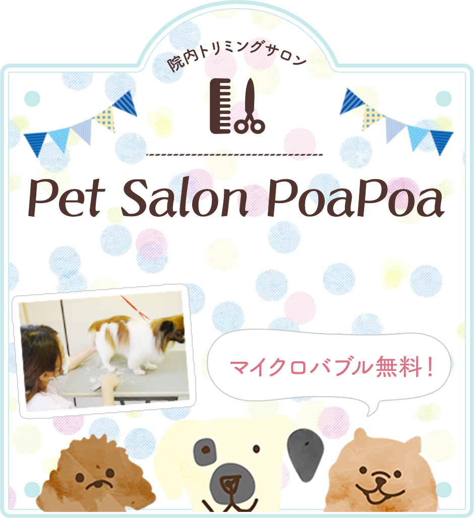 Pet Salon PoaPoa